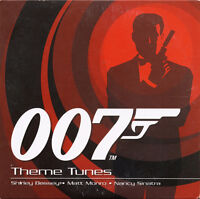 Compilation ‎CD 007 Theme Tunes - Promo - England (EX/M)