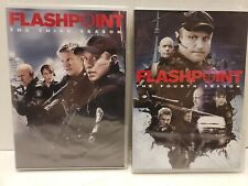 Flashpoint: The Third Season And The Fourth Season Lot New Sealed
