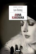 ANNA KARENINA L.Tolstoij LIBRO NUOVO CRESCERE EDIZIONI