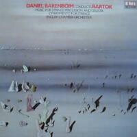 Daniel Barenboim Conducts Béla Bartók / English Chamber Orchestra - Music For St