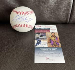 Miguel Cabrera Signed Official MLB Baseball + JSA Coa Detroit Tigers