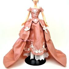 Limited Edition Wedgwood Barbie Pink Gown NO DOLL