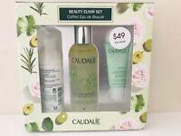 Caudalie Beauty Elixir Skincare Set LIMITED EDITION NEW Damaged Box