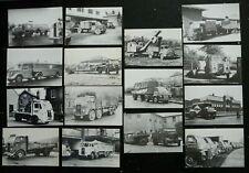 More details for 15x motor cards atkinson bedford foden seddon loaders tanker tippers post cards