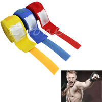 1 Pair 3M Boxing Hand Wraps Boxing Bandages Wrist Protecting Fist Punching New