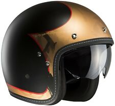 Hjc casco Fg-70s Jet Luko Mc1 XL