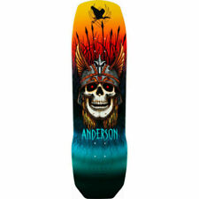 Powell Peralta Pro Andy Anderson Heron Flight Skateboard Deck