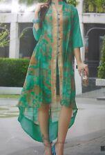 Beautiful Heavy georgette Kurti / Kurta / Western wear Size L:40