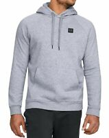 Mens Under Armour UA Rival Fleece Coldgear Pullover Hoodie  - 2XL & Large - NWT