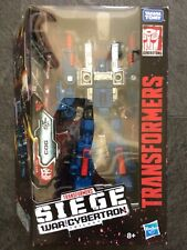 Transformers Siege War For Cybertron Deluxe Class Cog Hasbro