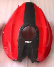 Tank Cover Fairing Plastic Fit for Ducati Monster 696 796 1100 2010-2013 Red