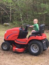 2004 Simplicity Conquest Garden Tractor - Total Package with all implements
