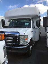 Ford E-Series Van Shuttle Bus ● Fleet 610 ●  - Needs engine