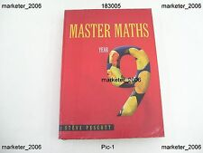 MASTER MATHS YEAR 9 STEVE PESCOTT 1ST EDITION LEADING EDUCATIONAL RESOURCES 2006