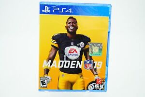 Madden NFL 19: Playstation 4 [Brand New] PS4