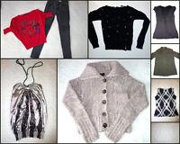 lot vêtements femme fille 34 - 36 taille XS / S PIMKIE JENNYFER MANGO...