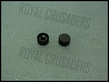 ROYAL ENFIELD CYLINDER HEAD VALVE STEM CAPS (PAIR)