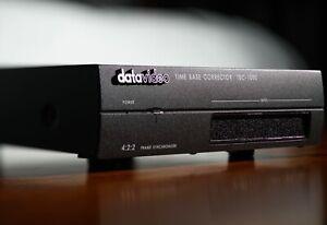 Datavideo TBC-1000 Single Channel Full Frame Time Base Corrector - Refurbished