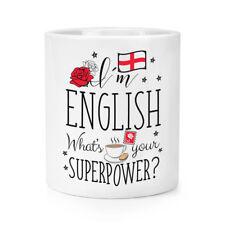 I'm Englisch Was Your Superpower Make-up Pinsel Bleistift Kanne - England