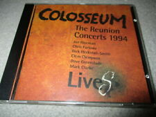 "COLOSSEUM  |  ""The Reunion Concerts 1994 LiveS"" CD"