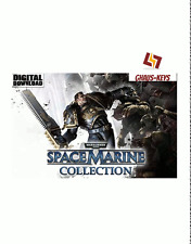 Warhammer 40,000 Space Marine Collection Steam Key PC Game Global