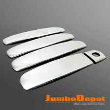 Stainless Steel Chrome Door Handle Trims Cover for AUDI A4 A6 S3 S4 S6 1999-02