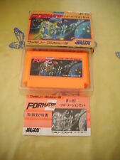 >> FORMATION Z SHOOT NES FAMICOM JAPAN IMPORT CIB! <<