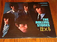 THE ROLLING STONES 12 X 5 LP STILL IN SHRINK
