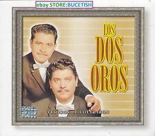 Los Dos Oros Tesoros de Coleccion 3CD New Nuevo Box set