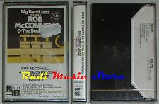 MC ROB McCONNELL & THE BOSS BRASS BIG BAND JAZZ VOLUME 2 SIGILLATA cd lp dvd vhs
