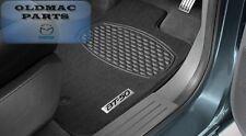 Brand New Genuine Mazda New BT50 UP Carpet Floor Mats Set of 4 Dual Cab XTR GT