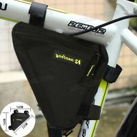 Bicycle Bike Front Tube Triangular Cycling Frame Bag Triangle Storage 1st Class