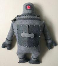 ROBOT GIRL Plush Doll by Designer Michelle Valigura Switcheroo