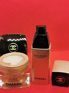 Chanel Sublimage Skincare Set Anti-Aging Sublimage Le Crème +Sublimage L'essence