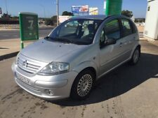 LHD CITROEN C3 1.6 AUTO EXCLUSIVE LEFT HAND DRIVE IN SPAIN SPANISH REG