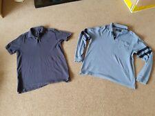 Mens Polo Shirt And Casual Top Bundle. Size Medium.