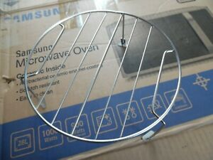 Grillrost Rost für Mikrowelle Durchmesser 20cm Höhe 9cm Severin Ersatzteil