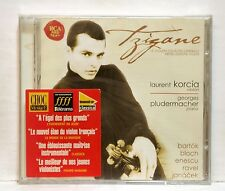 LAURENT KORCIA, PLUDERMACHER - TZIGANE le Violon d'Europe Centrale RCA CD SEALED