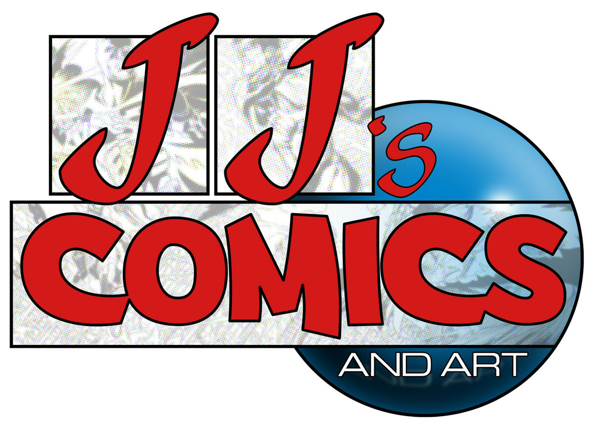 JJ's Comics & Art