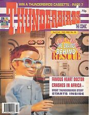 Thunderbirds #39 (April 3 1993) TV21 full colour reprint strips