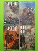 Last God #1 #2 #3 First Print or Variant (U-Pick) DC Black Label 2019