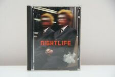The Pet Shop Boys - Nightlife MiniDisc MiniDisk MD Album