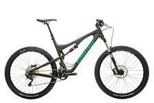 "2016 Santa Cruz 5010 C Mountain Bike Large 29"" Carbon Shimano SLX XT RockShox"