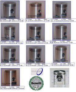 COMPLETE PISTON KIT SET PISTÓN ПОРШЕНЬ RINGS FOR FIT BENELLI ENGINE PISTÃO 活塞