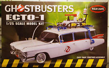 1959 Cadillac Ambulance ecto 1 Ghostbusters, 1:25, polar Lights 914