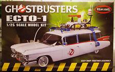 1959 Cadillac Ambulance ecto 1 Ghostbusters, 1:25, polar Lights 914