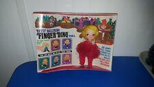 1969 Remco Finger Ding Doll - Betty Ballerina