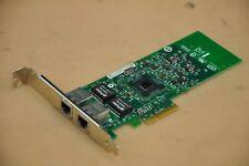 Dell Intel PRO Dual Port PCI-e 10/100/1000 Gigabyte Network Card DP/N 01P8D1