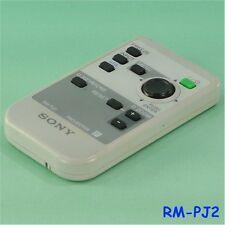 ORIGINAL SONY RM-PJ2 Projector Remote Control ++FREE SHIP!