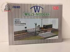 Wills SSM318 Modern Level Crossing - OO Gauge